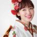 2017年大ブレイクの若手女優 飯豊まりえ きもの「鈴乃屋」の2018年イメージキャラクターに就任!