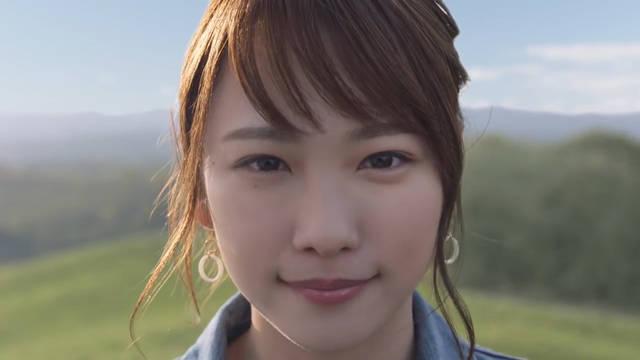 川栄李奈 オリックスグループ企業CMシリーズ第3弾好評放映中!「今何kwだ?」