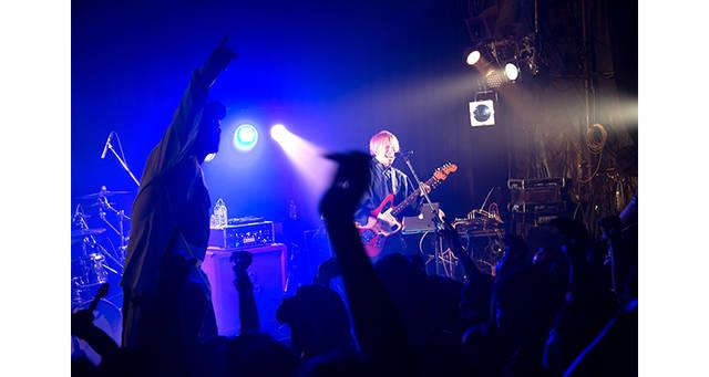 BACK-ON、3月に東京、大阪、福岡でワンマンライブ決定!