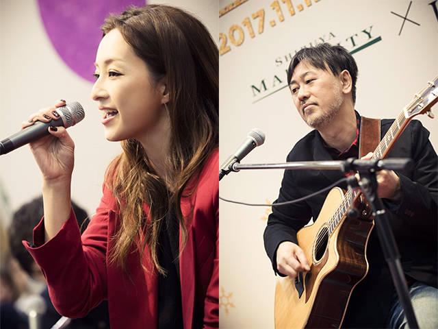 Do As Infinity、1日限りのクリスマス・ミニライブで熱唱!クリスマスソング「Lovely Day」を初披露!