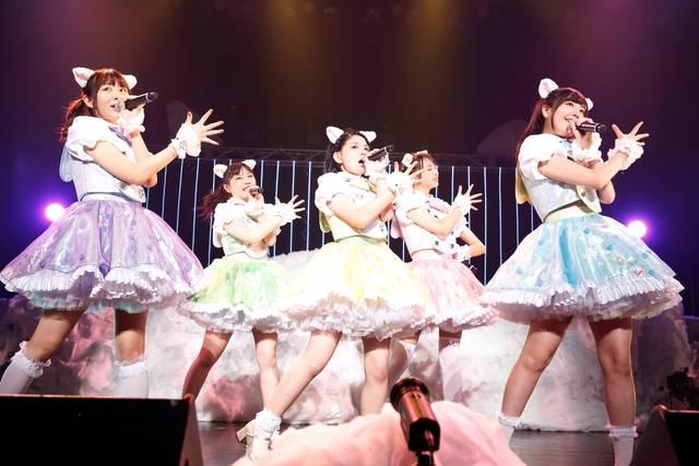 わーすた2度目の全国ツアー9都市18公演のファイナル完走公演で新曲「WELCOME TO DREAM」初披露!