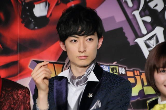 期待の若手俳優 濱正悟「これに受からなければ、役者を辞めるつもりでオーディションに挑んだ」 2018年スーパー戦隊 キャスト披露イベント