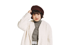 デブ女優No.1を目指す「リアルジャイ子」がモデルデビュー!