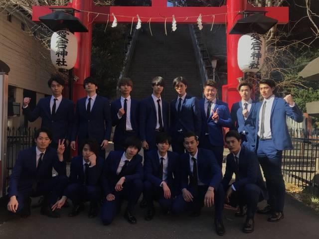 ルパンブルー役の濱正悟らイケ家!メンバーが、愛宕神社「出世の石段」で禁断のミスが発覚!