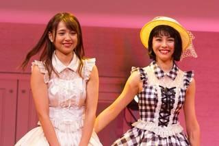 志村理佳、田中美麗がSUPER☆GiRLS(スパガ)からの卒業を発表!夢に向かって新たな一歩を