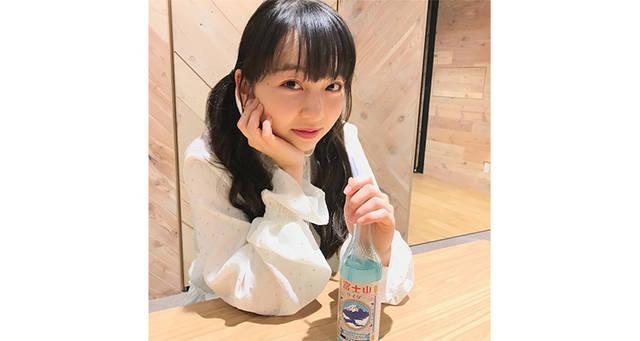 『富士山の日』は学校がお休み!? ツインテールの天使・西田ひらりのSNSが話題に!【静岡県民限定のレア情報】