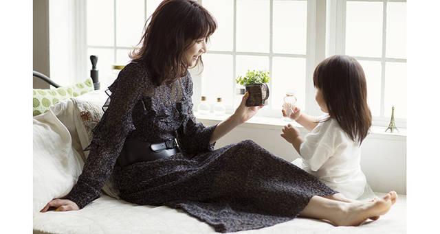 後藤真希の愛娘がモデルデビュー!