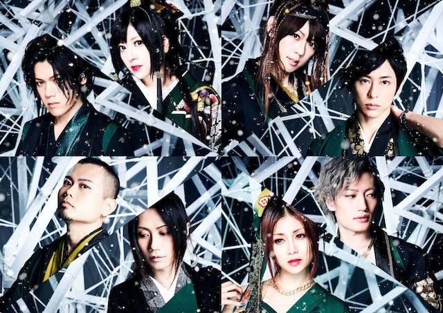 和楽器バンド、NEW ALBUM「オトノエ」のアートワーク、さらに楽曲ダイジェスト第1弾が公開!!
