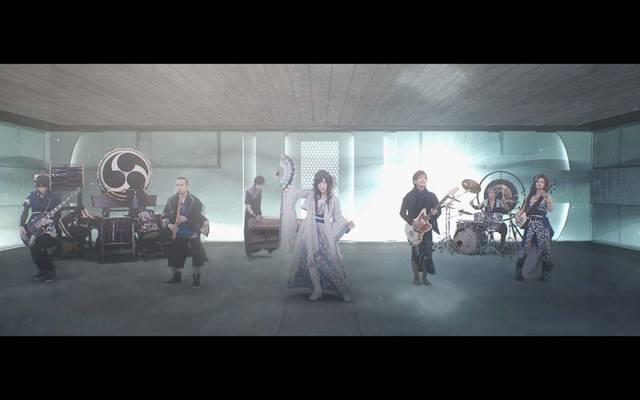 和楽器バンド、アルバムリード曲「細雪」のMVを公開!