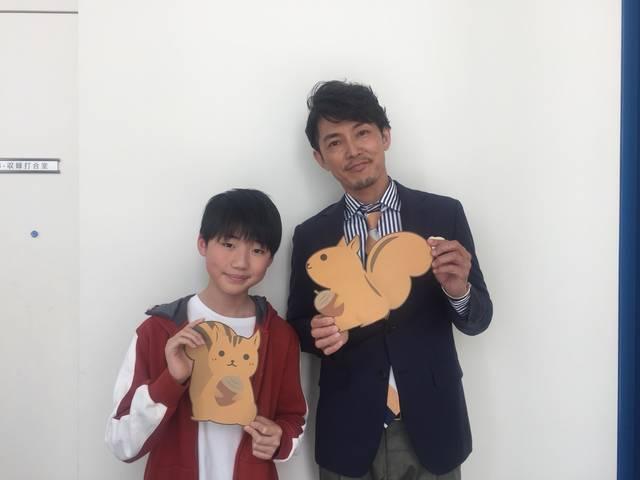 スーパー中学生として話題沸騰中!藤木直人さんとのスペシャルコラボTV初披露でスッキリメンバーも絶賛!!