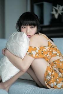 callme富永美杜(MIMORI)が本日発売「週刊ヤングジャンプ」No.17特大号の巻末グラビアに登場