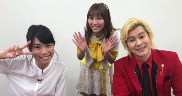 グループ1の美人!? スパガ・宮崎理奈をカズレーサーがジャッジ!