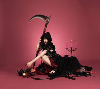 大森靖子がJOKERに!7月11日にオリジナルアルバム発売。弾語りツアーの中野サンプラザや銀杏BOYZとの対バンライブも収録。