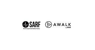 エイベックスが「SARF」で、サウンドAR事業に本格参入を表明