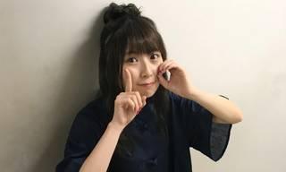 高柳明音(SKE48)『2年連続選抜入りを目指し、ファンと一緒に今年も本気で戦う』ことを宣言!更なる飛躍を誓う!
