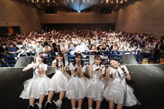 世界標準KAWAIIアイドル「わーすた」全国ツアーにゲストアイドル出演を発表!