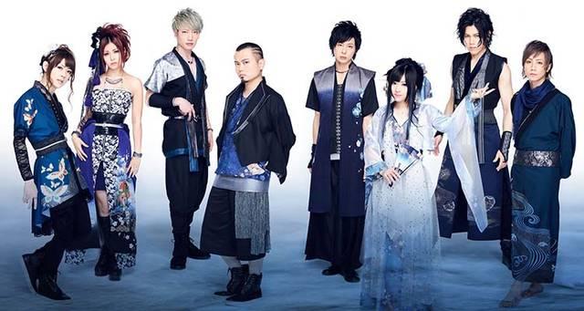 和楽器バンド、最新DVD&Blu-rayのアートワークを公開!!