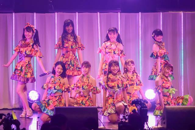 SUPER☆GiRLS(スパガ)のデビューからグループを支えてきた志村理佳 8年間の感謝を胸に笑顔で卒業へ スパガはこの夏【#夏スパガ】。新体制で再加速を誓う!