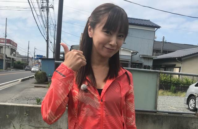 デビュー20周年を迎えた鈴木亜美が駅伝に挑戦し大号泣! 意外にもストイックな一面が明らかに!
