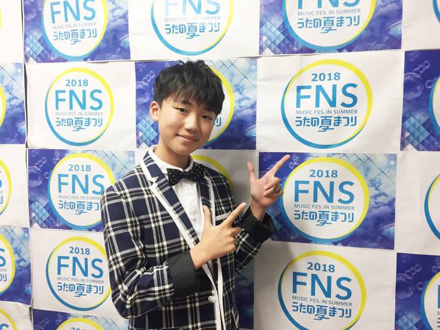 『FNSうたの夏まつり』にあの天才少年が出演! 天使の歌声に絶賛の嵐!