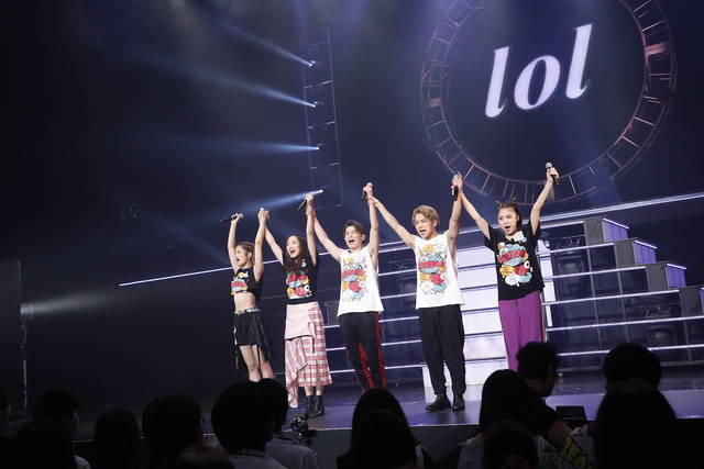 5人組ダンス&ヴォーカルユニットlolが全国ツアー完結!10月にはニューアルバムも!