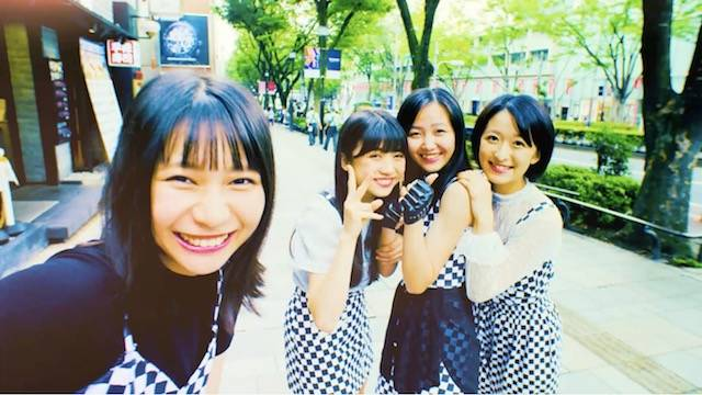 東京女子流初!? リリックとワンカットを織り交ぜたMUSIC VIDEO「キスひとつで」解禁!