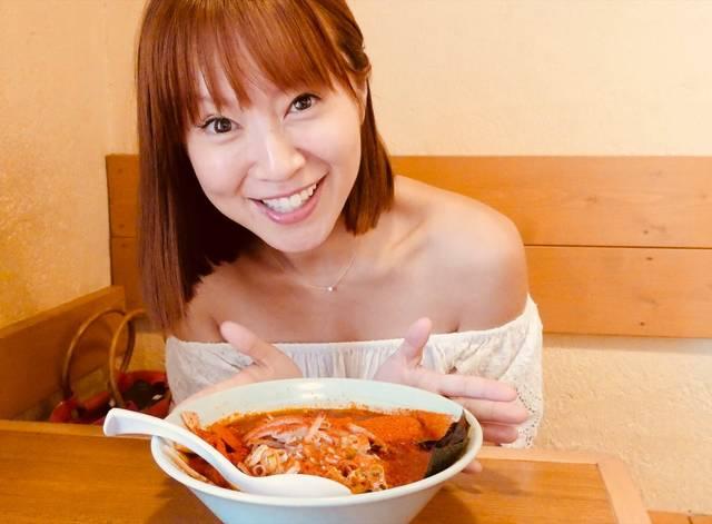 暑い日には激辛!鈴木亜美の辛いもの巡り Vol.02