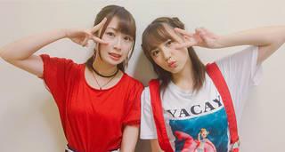 高柳明音(SKE48)が自身の写真展をもとにしたトークショーを実施。ゲストに大場美奈に迎え、時に暴走トークも!?