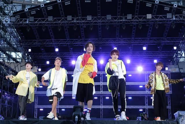 Da-iCE a-nation2018を完走!躍動感のあるダンスパフォーマンスで全国を魅了