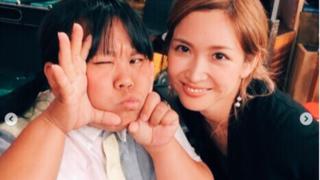 紗栄子 初の芸人友だち「まいあんつ」2ショットを披露