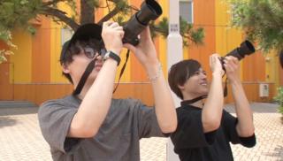 Da-iCE工藤・和田がカメラにどハマり中⁉︎  カメラぶら下げはしゃぐ姿が話題!