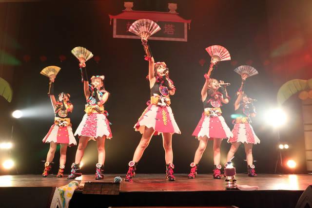 世界標準KAWAIIわーすたが全国ツアー完走!新曲は焼肉がテーマ!