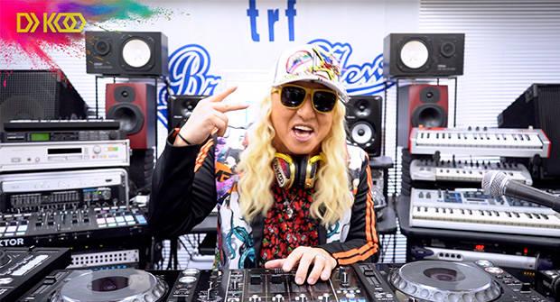 DJ KOOがYouTuber KOOに!?