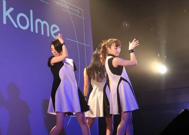 """callme""が""kolme""へ改名を発表!「海外活動を視野に」"