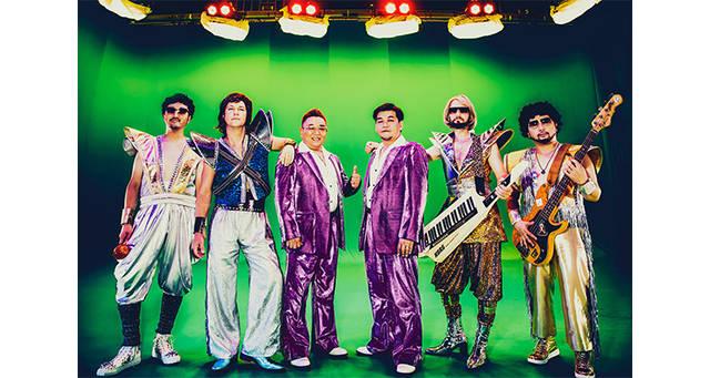 MONKEY MAJIK、約10年ぶりにテレビ朝日「ミュージックステーション」出演決定!! サンドウィッチマンとのコラボ曲「ウマーベラス」を地上波歌番組初歌唱!!