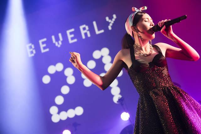 Beverly(ビバリー)、秋冬の全国ワンマンツアー【Beverly 2nd JOURNEY「24」〜 Winter 〜】の開催が決定! 新曲タイアップとなった人気TVアニメのED映像の公開も!