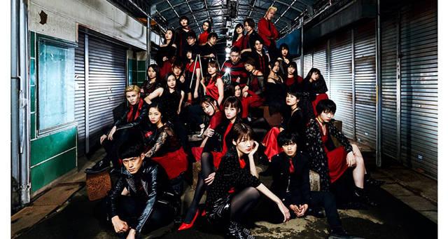 歌番組出演の秋元康プロデュース「劇団4ドル50セント」の楽曲に衝撃!