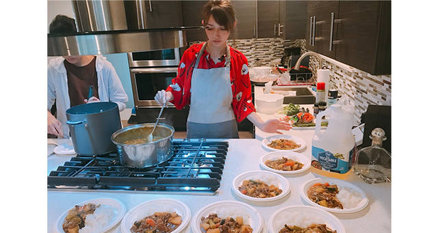後藤真希『アナザースカイ』での料理姿が話題に