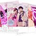 Da-iCE工藤大輝&和田颯が、キヤノンの新製品「EOS M100・リミテッドピンクフォトキット」のアンバサダーに決定!抽選でサイン入りプレゼントが当たるキャンペーンも!