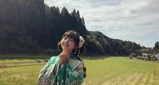 『ウルトラ可愛い!』とファンが絶賛!武田舞彩が『きものの日』に晴れ着姿を公開!ブログには七五三の写真も!