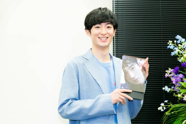 「出来栄えは90点!?色んな表情を楽しんでほしい」濱正悟カレンダー発売を記念した、初のイベント開催!