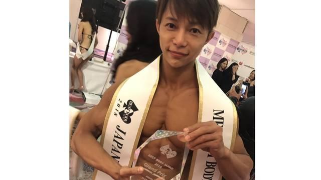 VO2MAX、KO-TA「ベストボディ・ジャパン」グランプリ獲得で、日本最高峰の肉体美に認定!
