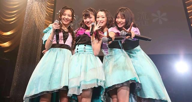 東京女子流が2日間計71曲の全曲ライブを完走!ニューシングル発売決定とワンマンライブの発表も!