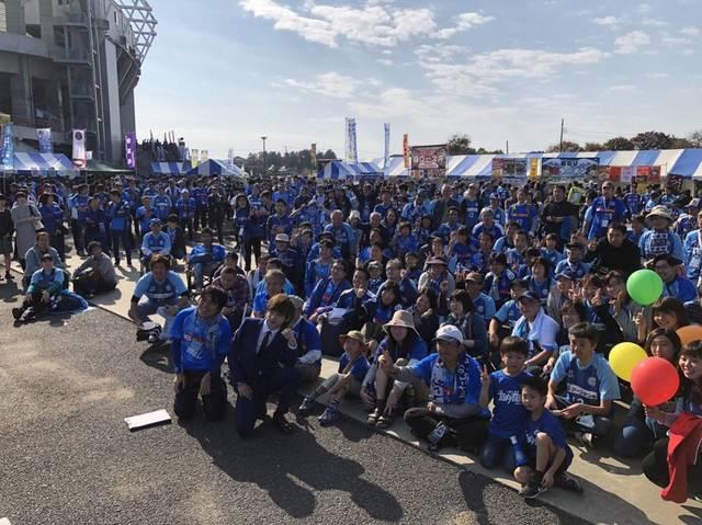 ケーズデンキスタジアム水戸でトークショーを行った「木田佳介」、「組長への道 餓鬼極道」出演決定!