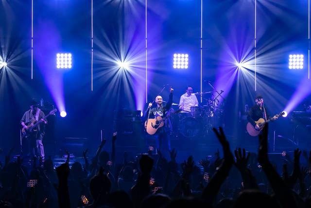 11月11日「MONKEY MAJIK Tour 2018 〜Singles Collection〜」 @東京NHKホール ライブレポート
