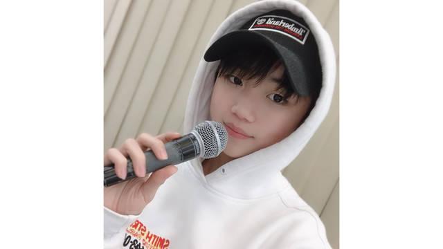 石橋陽彩、歌手活動一時休止前のラストライブを開催
