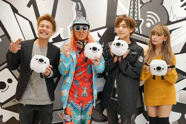 DJ KOOが深夜の生配信!『DJ KOO 17 MUSIC FACTORY』iTuneアルバムチャート3位獲得!