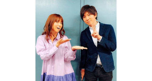 hitomi、芥川賞ノミネートで話題の古市憲寿さんとの2ショットを披露!