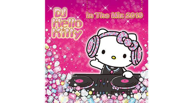 世界へ羽ばたくDJハローキティ!AAAが歌う「LIFE」のDJ Hello Kitty Remix他、最新ヒット曲を収録したミックスCDが2月27日発売決定!