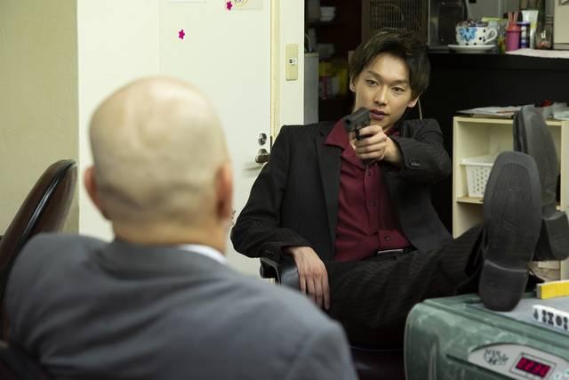 木田佳介初主演作品「組長への道 餓鬼極道3」DVD発売決定!